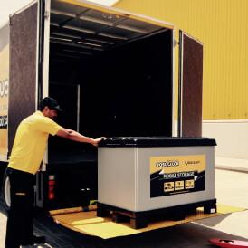 minipod we deliver
